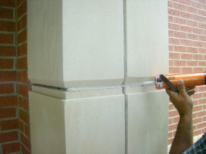Expansion Joint Caulking | C & D Commercial Services