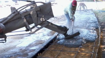 Concrete repair service in Dallas and Fort Worth - C & D Commercial Services, Inc.
