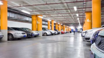 Parking garage cleaning Dallas and Fort Worth | C & D Commercial Services