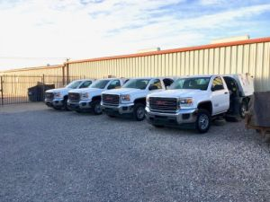 parking lot sweeping | C & D Commercial Services