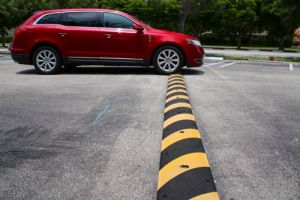install speed bump in Dallas and Fort Worth