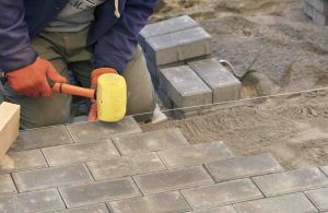 Paver Installation In Dallas and Fort Worth | C & D Commercial Services